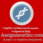 Cognitive & Behavioral Genetics
