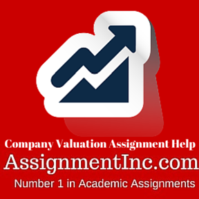 Company Valuation Assignment Help