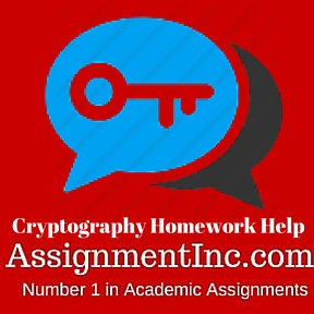 cryptology assignment