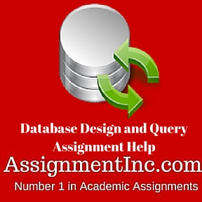 Database Design and Query Assignment Help