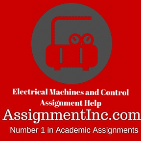 Electrical Machines and Control Assignment Help