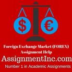 Foreign Exchange Market (FOREX)