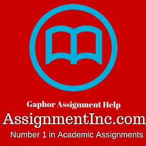 Gaphor Assignment Help