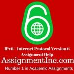 IPv6 – Internet Protocol Version 6