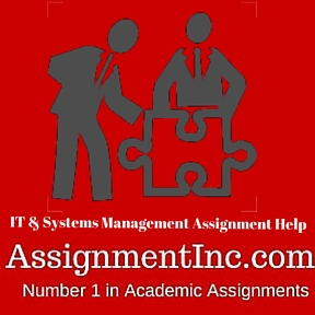 IT & Systems Management Assignment Help