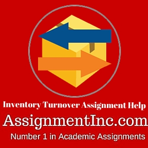 Inventory Turnover Assignment Help