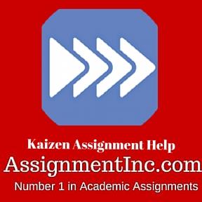 Kaizen Assignment Help