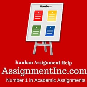 Kanban Assignment Help
