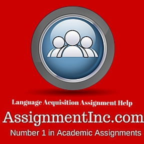 Linguistic assignment help