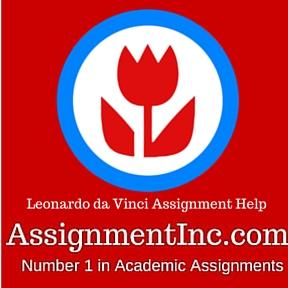 Leonardo da Vinci Assignment Help