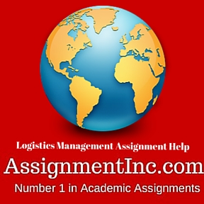 logistics management assignment help and homework help logistics management assignment help