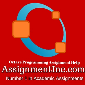 Octave Programming Assignment Help