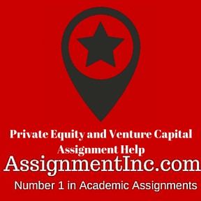 Private Equity and Venture Capital Assignment Help