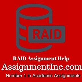 RAID Assignment Help