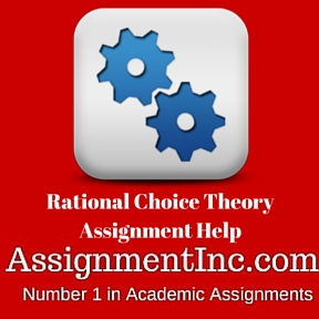 Rational Choice Theory Assignment Help