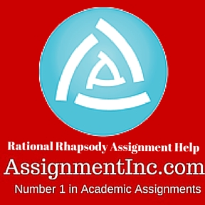 Rational Rhapsody Assignment Help