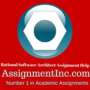 Rational Software Architect Assignment Help