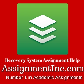 Recoverability Assignment Help
