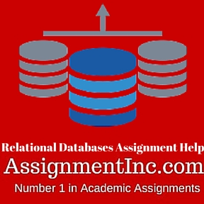 Relational Databases Assignment Help