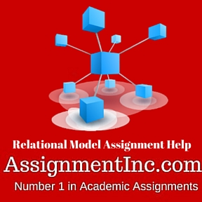 Relational Model Assignment Help