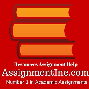 Resources Assignment Help