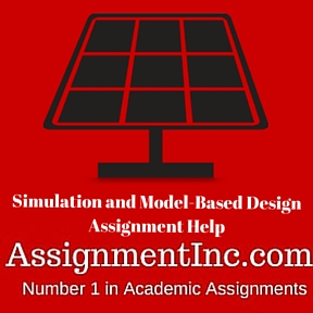 Simulation and Model-Based Design Assignment Help