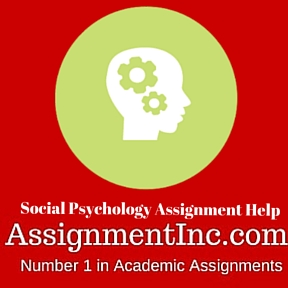 Social Psychology Assignment Help