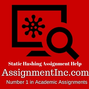 Static Hashing  Assignment Help