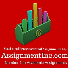Statistical Process control Assignment Help