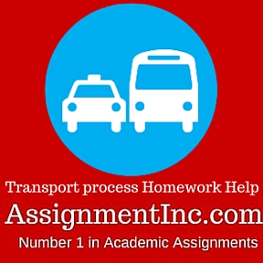 Transport process Homework Help