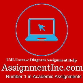 UML Usecase Diagram Assignment Help