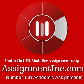 Umbrello UML Modeller Assignment Help