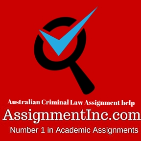 Online Law Assignment Help from Australian Writers