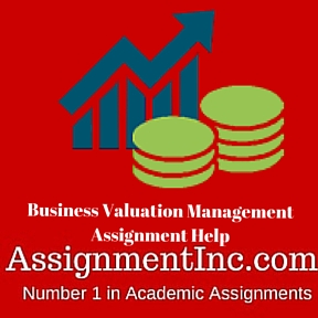 Business Valuation Management Assignment Help