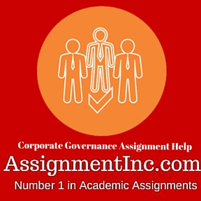 Corporate Governance Assignment Help
