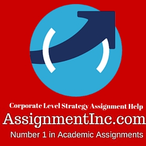Corporate Level Strategy Assignment Help