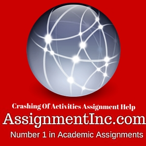 Crashing Of Activities Assignment Help