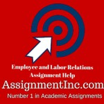 Employee and Labor Relations