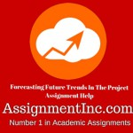 Forecasting Future Trends In The Project