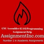 GNU Assembler (GAS) Programming