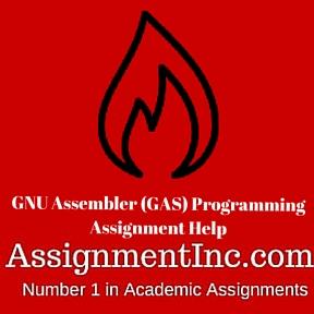 GNU Assembler (GAS) Programming Assignment Help