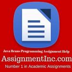Java Beans Programming