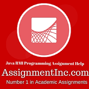 Java RMI Programming Assignment Help