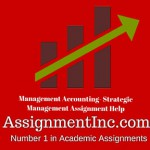 Management Accounting- Strategic Management