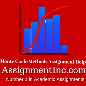 Monte Carlo Methods Assignment Help