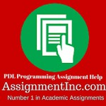 PDL Programming