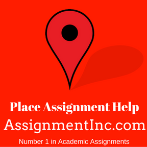 Place Assignment Help