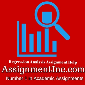 Regression Analysis Assignment Help