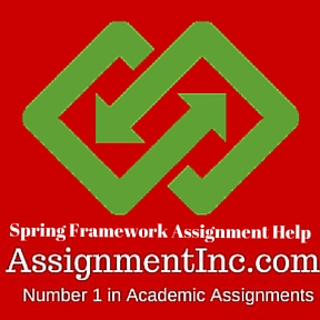 Spring Framework Assignment Help