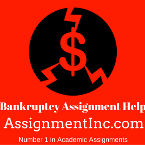 Bankruptcy Assignment Help